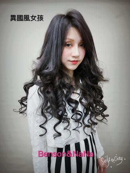 2016流行髮型接髮造型~NANA老師示範瞬間變女神~台北髮型推薦西門町髮廊髮型師Benson
