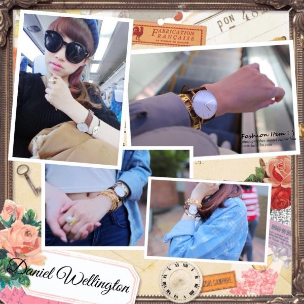 ▌配件 ▌紳士品味的Daniel Wellingtong手錶分享♥