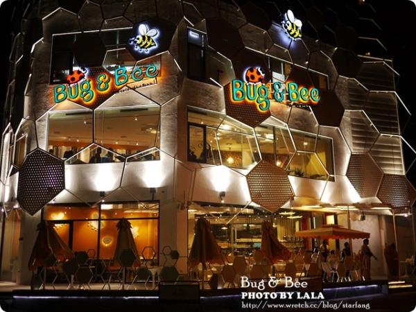 [ 食記 ] 與泰國曼谷同步♥Bug&Bee泰式創意料理