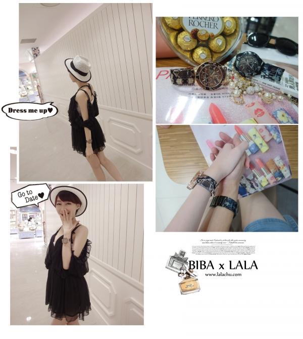[ 配件精品 ] BIBA碧寶錶♥來自巴黎的質感時尚item