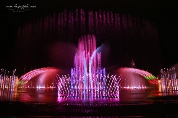 【逼先生專欄】《2016釜山自由行》1號線新平站:浪漫七夕來看多大浦夢幻夕陽噴泉