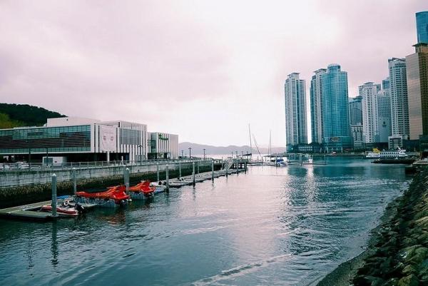 【逼先生專欄】《釜山自由行全攻略》2號線冬柏站:人魚像、APEC世峰樓