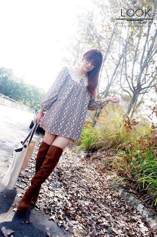 【穿搭】天氣漸漸回暖了。來個初春四套花漾穿搭LOOK