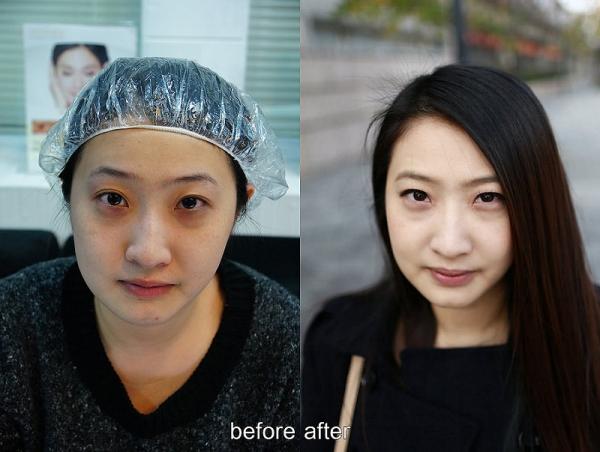 【改造】臉型到整體。灰姑娘圓夢計畫之DANA完美大改造❤