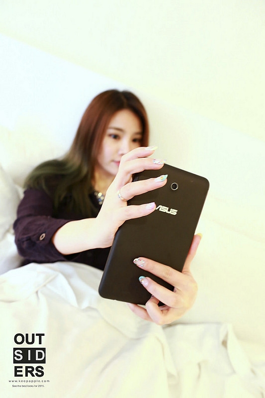 【3C】ASUS Fonepad 7 LTE 通話平板。雖然是平板、但也是電話!