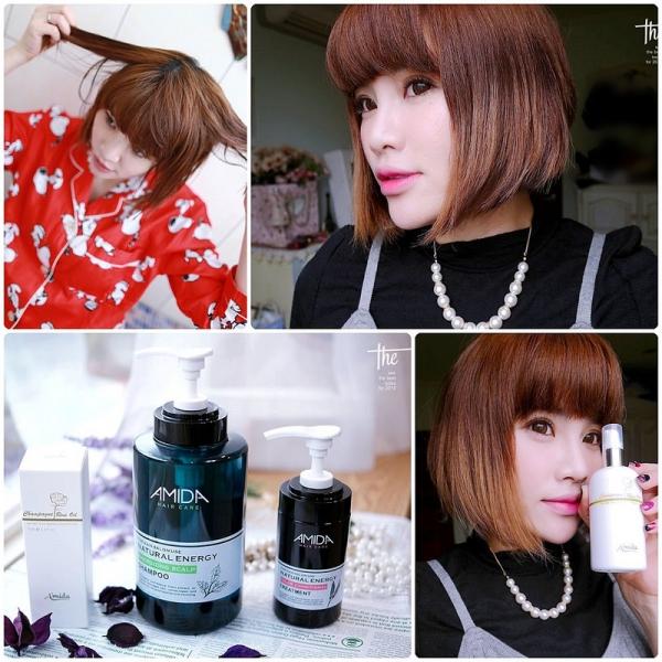 【HAIR】頭皮也要深呼吸。小三美日Amida角質蛋白護髮素+平衡洗髮精