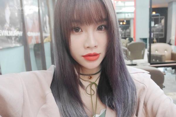 【HAIR】半年一次的變髮日誌。2017秋冬我的常備髮色=灰灰紫紫的霧面冷色調