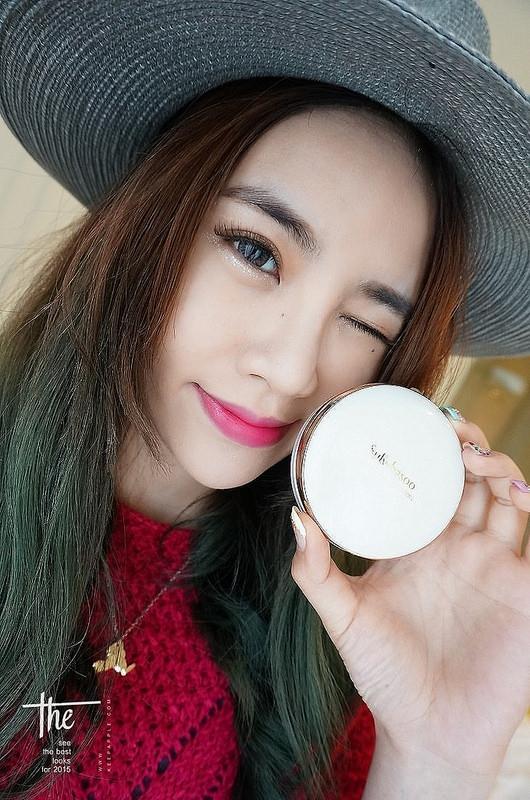 【美妝】打造韓星般的透亮發光肌。雪花秀-完美絲絨氣墊粉霜
