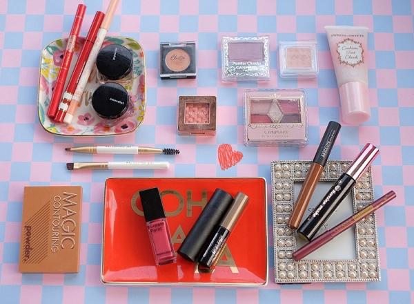 【MAKE UP 化化妝】開架彩妝最近買的喜歡品項,還有雷品名單