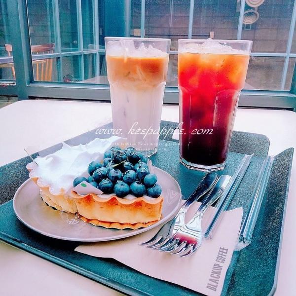 【逼先生專欄】《2016釜山自由行》1、2號線西面站:BlackupCoffee、躍升心目中第一名的韓國咖啡廳~
