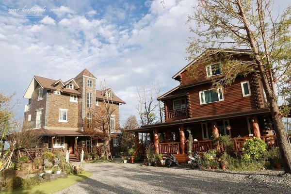 【遊記+住宿】每到宜蘭就想拜訪的小木屋民宿。北方札特 North Zart 民宿