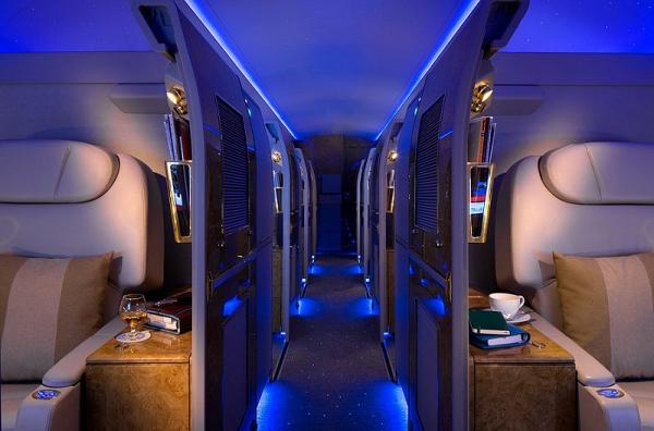 【逼先生專欄】《14個極至奢華的頭等艙》相比經濟艙完全就是渣渣!!!