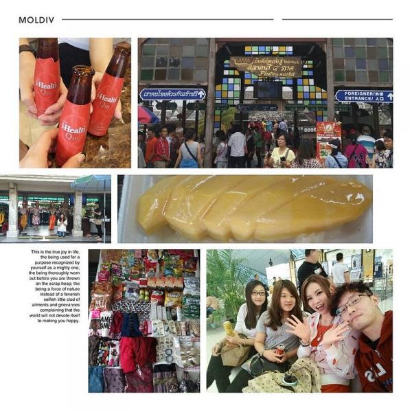 【泰國五日遊】四面佛、芭達雅、四方水上市場。泰國day4&5之『達浪來插花』