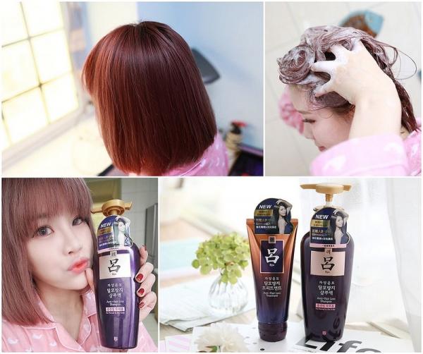 【HAIR】不只髮絲、連頭皮也一併護理到了。紫色呂 滋養韌髮洗髮精+護髮霜