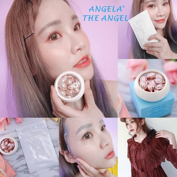 【美保】給臉蛋最新鮮純淨的白皙呵護。Angela The Angel亮亮女神EGF時空活妍膠囊