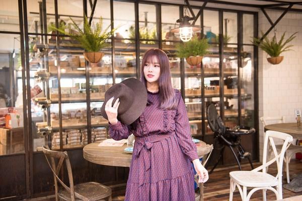 【食記+穿搭】農人咖啡廳 feat.兩套Pattis 韓氧生活的復古穿搭