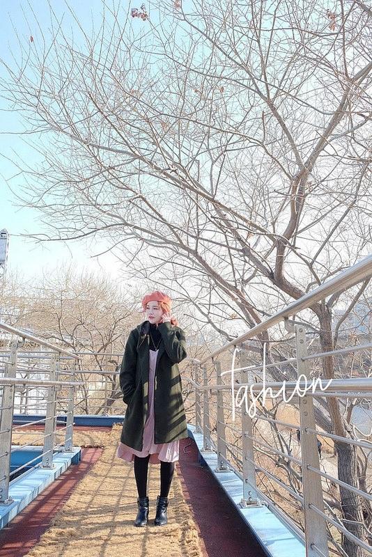 【旅行+穿搭】三月的韓國-2度到11度怎麼穿 // 九天八夜韓國自由行穿搭紀錄