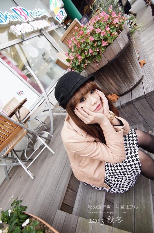 【穿搭】Honeymade絕美新貨到着。陪伴我到日本遊玩的8套美衣穿搭(下)❤