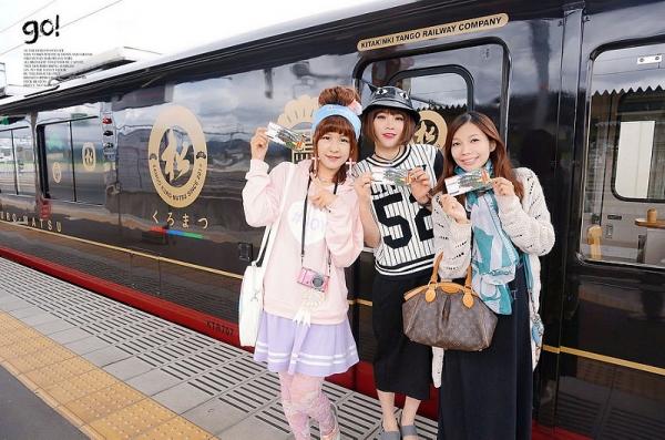 【關西旅遊】眺望『海之京都』丹後くろまつ号與日本三大景之天橋立