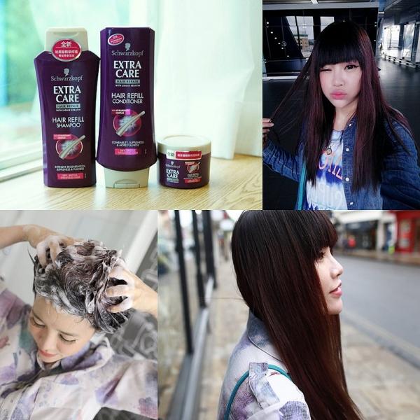 【髮妝】跟著我去歐洲旅行。德國百年沙龍品牌Schwarzkopf施華蔻