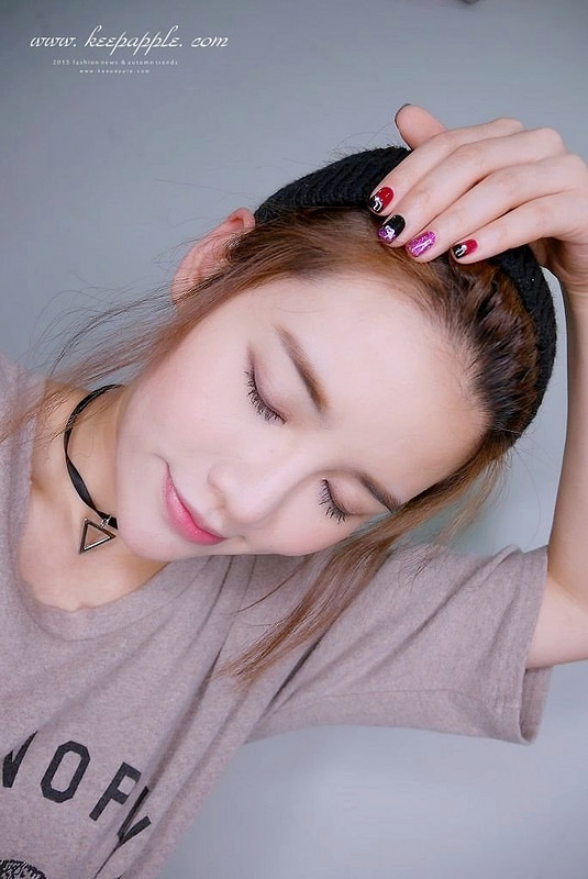 【改造】想要有韓妞般圓弧髮際線。DR.CYJ髮胜肽加強保養髮根&頭皮