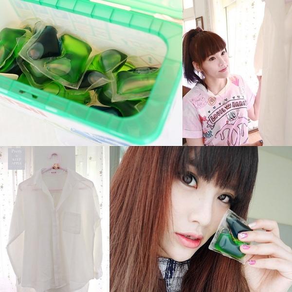 【體驗】淺色衣物就是要這樣洗。極致乾淨Persil雙效洗衣膠囊