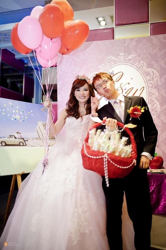 【婚禮】終於要來發我們的中部場訂婚之喜日。宴客篇❤