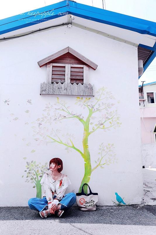 【逼先生專欄】《2016釜山自由行》1號線佐川站:埋填地璧畫村,電影大叔的拍攝地點~