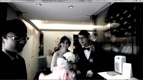 【逼先生專欄】我們的婚禮MV拍攝大公開(影武國際DE CINEMA)❤