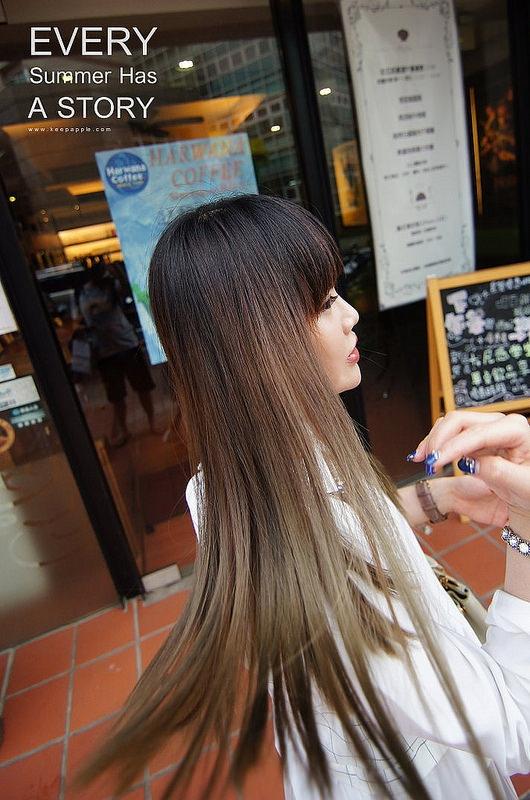 【Hair】從一頭亂髮到絲緞光澤。GOLDWELL角蛋白髮質矯正重塑調理
