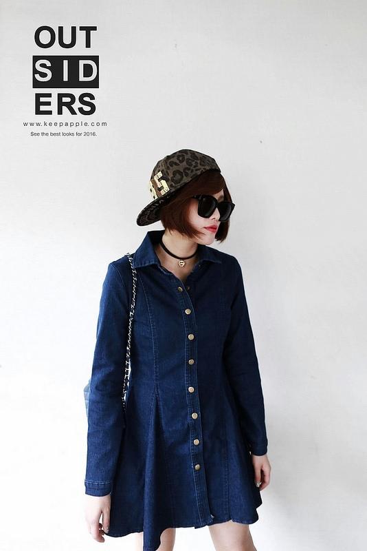 【穿搭】陰雨天還是想換季。Focus Fashion乍暖還寒的4套LOOK