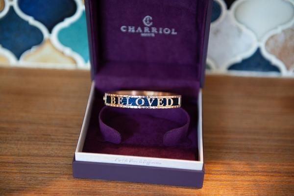 【飾品】Charriol 夏利豪 FOREVER系列訂製字母手環。給自己一份獨一無二的大禮