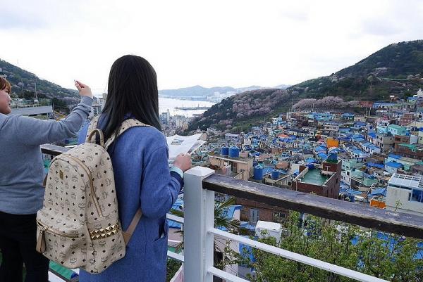 【逼先生專欄】《釜山自由行全攻略》1號線土城站:甘川洞文化村