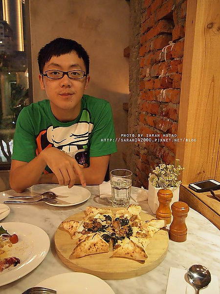 【台中西區│LA Pala PIZZERIA 鏟子義大利餐廳】有拿坡里披薩公會認證的星星披薩