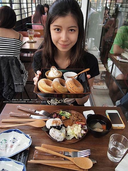 【台北大安│眼鏡咖啡 Cafe Megane】京都味小咖啡店 特極喜愛!