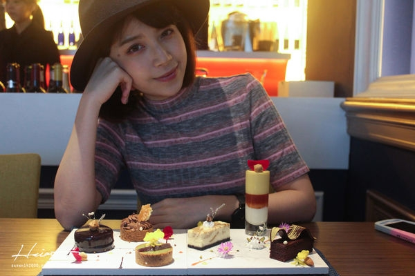 【台北大安⎪Wennce Naior 乃渥爾料理】繽紛精緻的食物藝術 午茶甜點套餐