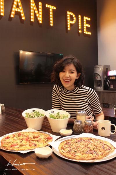 【台北南港⎪ELEPHANT PIE 愛翻派】親子最愛 翻玩創意 自己的披薩自己做!
