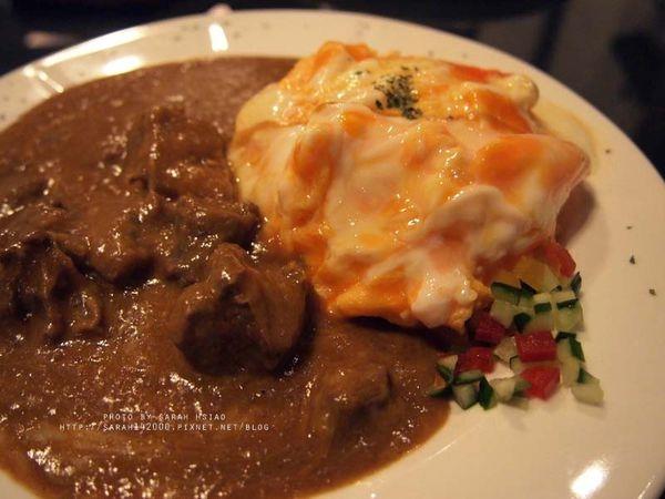 【台中北區│異鄉人 日本食堂】終於找到喜愛的咖哩小店