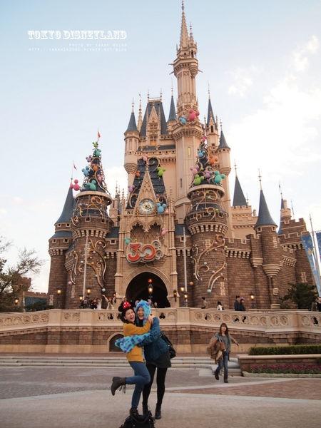 【旅行 東京自助】東京迪士尼Land&Sea 30週年聖誕節攻略!!