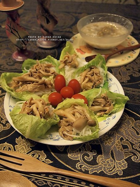 【一日小廚娘】菇菇米線蘿蔓盅*簡單 快速 便宜