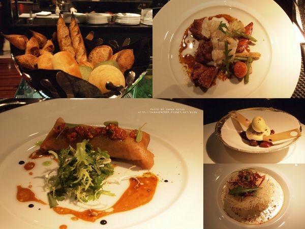 【台北信義│L'ATELIER de Joël Robuchon侯布雄法式餐廳】世界名廚的米其林餐廳初體驗