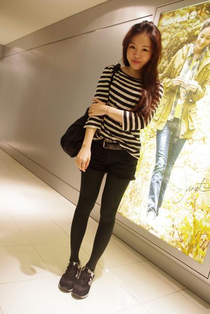 瘦小腿_[穿搭] 找到超顯瘦褲襪了!!SlimTrendy日本高丹塑身襪(偷渡Hello Kitty ...