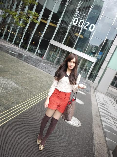 【遊記】2011日本十日遊Day9:東京駅一番街、新橋、汐留、銀座、澀谷最後衝刺