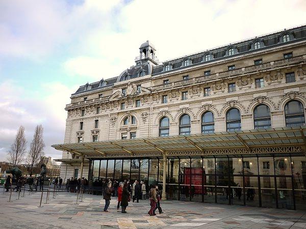 【法國】美麗又討厭的巴黎,蜜月自由行DAY 5:奧賽美術館,加尼葉歌劇院,和平咖啡館,瑪德蓮教堂,高級食品老店HEDIARD與FAUCHON