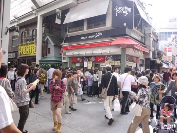 【遊記】2011日本十日遊Day4:吉祥寺,好吃到爆炸的松阪牛專賣店サトウSATOU!!井の頭公園當然要踩天鵝船!!