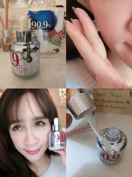 【試用】感受韓國 Sunwoo Cosme 90.9%蝸牛安瓶修護精華液的奇蹟修復能力