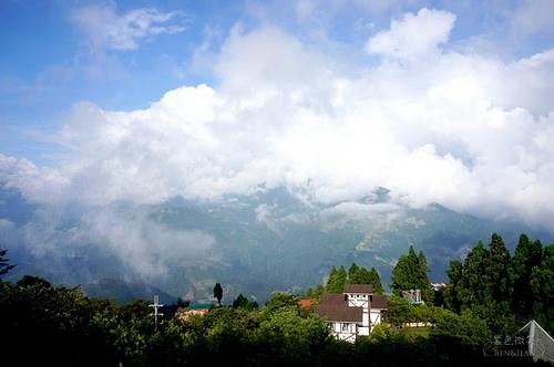 ▋南投清境民宿▋清境儷景豪斯登堡~大空間和無敵美景的享受