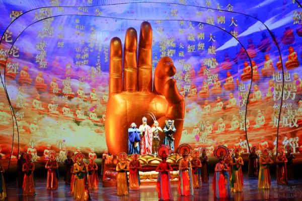 西遊記.澳門旅遊推薦▋經典故事變成奇幻音樂歌舞劇表演,精采動人絕無冷場