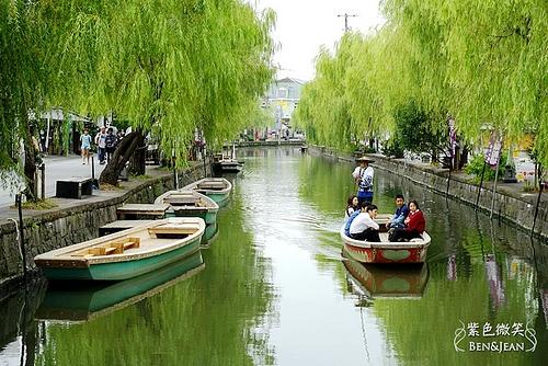 九州.福岡旅遊▋搭船遊柳川,享受九州威尼斯的遊船樂趣,柳川、太宰府一日遊及票券說明