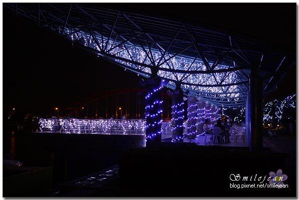 2008宜蘭國際蘭雨節開幕夜-冬山河奇幻水舞秀(影片)